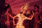 Danza Thailandese tipica a Bangkok - BangKok